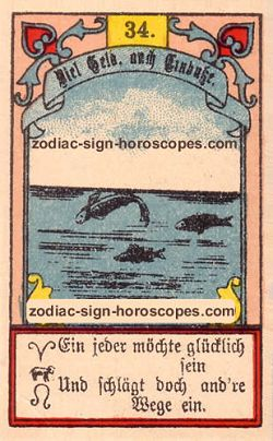 The fish, monthly Sagittarius horoscope June